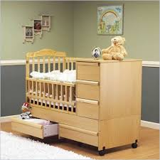 26 best convertible crib with changing table images on pinterest