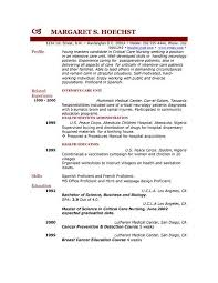 nice objectives for resume resume il etait une fois point of view