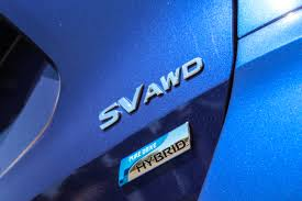 nissan rogue hybrid mpg blue is the new green hybrid crossover comparison u2013 nissan rogue