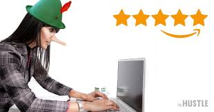 a surprisingly large amount of amazon reviews are fake