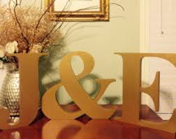 gold letters etsy