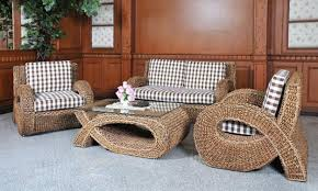 Modern Wicker Furniture by 25 Ideas For Modern Interior Decorating With Rattan Furniture And