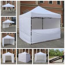 ez up gazebo abccanopy 10x10 commercial ez pop up tent canopy gazebo market