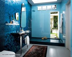 small blue bathroom ideas delightful navy blue and yellow bathroom ideas small white tile