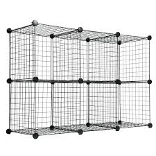 christmas tree storage container contemporary grid wire modular