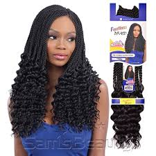 senegalese pre twisted hair freetress synthetic hair crochet braids pre curled lusty twist