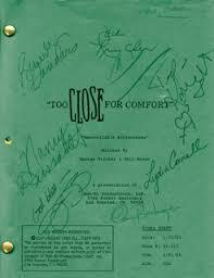 Cast Of Too Close For Comfort Show Tunes U0026 Film Music Scripts Autographs U0026 Memorabilia