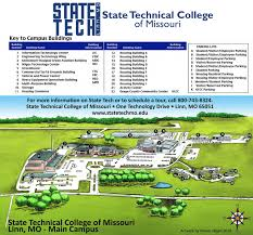 Missouri State Map Map U0026 Directions State Technical College Of Missouri