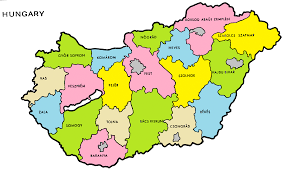 Map Qust Collecting Counties In Hungary U2013 Everywhere U0026 Nowhere A First