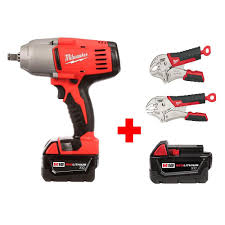 best black friday deals on impact wrenches milwaukee m18 1 2