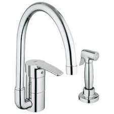 grohe concetto 2 2 gpm single handle deck mount kitchen sink