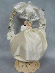 rare vintage antique wedding cake topper 1920 u0027s or 1930 u0027s
