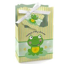 frog themed baby shower froggy frog baby shower decorations theme babyshowerstuff