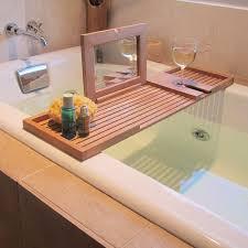 Lucite Bathtub Bathtub Caddy 22 Cool Bathtub Cads Or Marvelous Bathtub Tray