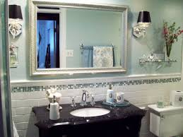 Bathroom Wall Mirror Ideas Bathroom Exciting Bathroom Mirrors Decoration Ideas Kropyok Home