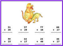 second grade free printable 1 digit addition math worksheets free