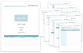 guide for creating a project design smartsheet