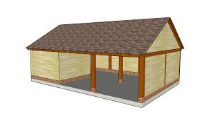how to build a lean to carport howtospecialist how to build carport designs