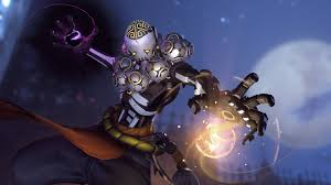 fuckyeahoverwatch ana halloween jacky5493 overwatch roadhog