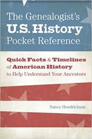the genealogist s u s history pocket reference facts
