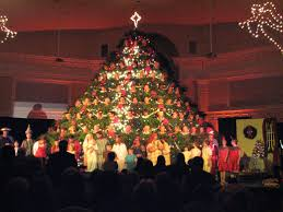 free tickets available for singing christmas tree community news