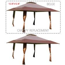 Pergola Replacement Canopy by 153