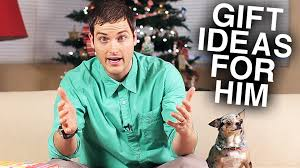 gift ideas for him youtube