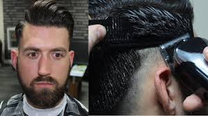 bad fade haircut low skin fade haircut tutorial youtube top men