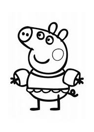 peppa pig http www coloriage pequescuela com coloriage peindre