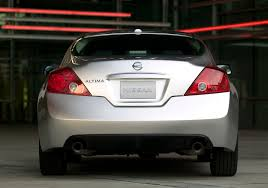 nissan altima coupe trims 2009 nissan altima coupe demands attention with aggressive styling
