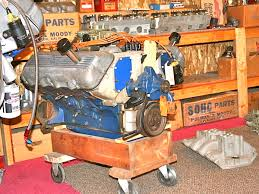 ford crate engines for sale original ford 427 sohc crate engine on ebay for 65 000 enginelabs