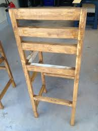 bar stools wondrous homemade wood bar stools kitchen island cart