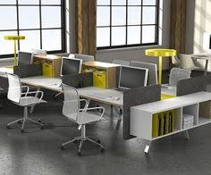Office Workstations Optima  Enable Support And Inspire - Open office furniture
