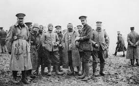 soldier shared u0027cigs jam and corn beef u0027 in 1914 christmas truce