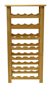 furniture for kitchen amazon com winsome wood 28 bottle wine rack home u0026 kitchen