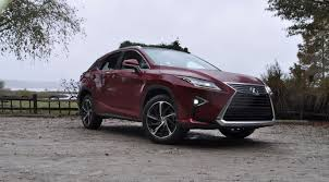 2016 lexus rx first drive first drive review 2016 lexus rx350 fwd luxury package 94