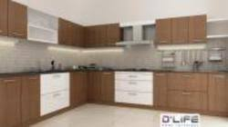 d life home interiors service provider of custom made modular kitchen bed room interior