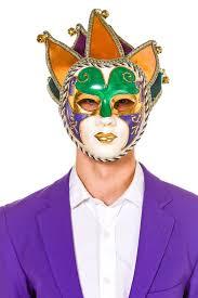 jesters mask velvet jester mask the pagliacci