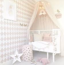Sebra Kili Bed White Numero 74 Canopy Powder Kids Bedroom