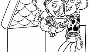 toy story coloring pages kids 316487