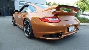 the official 991 2 gt3 owners pictures thread page 7 2010 gt3 in nordic gold page 2 rennlist discussion forums
