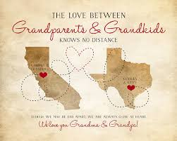 gifts for in laws grandparents gifts nana papa distance