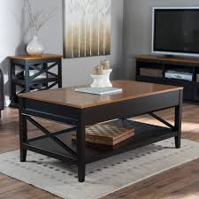 Storage Living Room Tables Belham Living Hton Storage And Lift Top Coffee Table Hayneedle