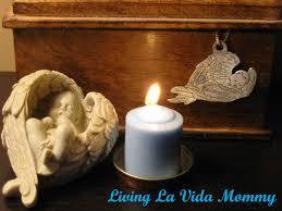 infant loss candles national pregnancy infant loss remembrance day living la vida