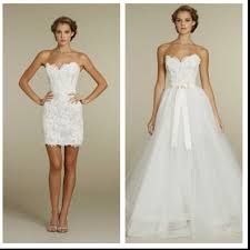 fantastic wedding changing dresses for the reception