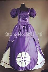 Princess Sofia Halloween Costume Fast Ship Sofia Princess Sofia Dress Cosplay Costume