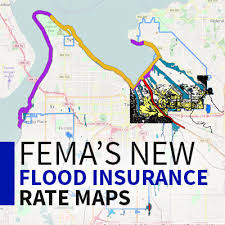 Flood Insurance Premium Estimate by Fema Flood Maps City Of Tacoma