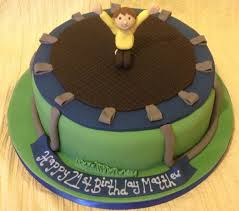 7 best jump giants party images on pinterest trampoline cake
