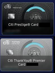 Citi Card Business Credit Card Could The Citi Premier Prestige Be Having A New De Myfico