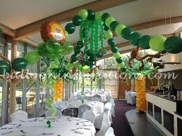 jungle theme decorations jungle birthday party decorations themed birthday
